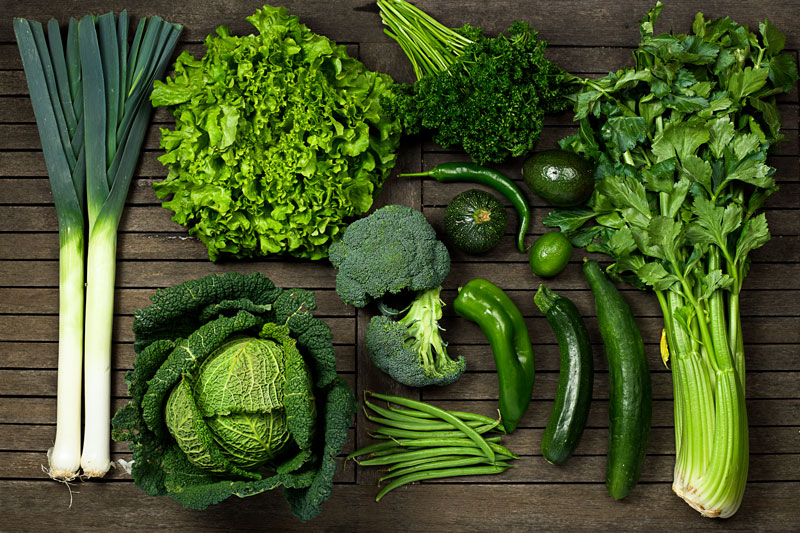 les-verts - WE ARE CLEAN - CLEAN EATING