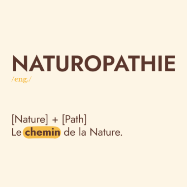 Naturopathie définition - WE ARE CLEAN - CLEAN BEAUTY
