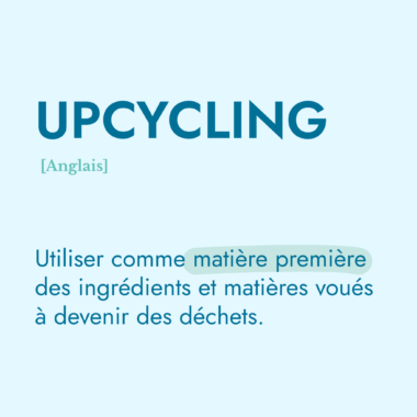 upcycling - WE ARE CLEAN - CLEAN BEAUTY