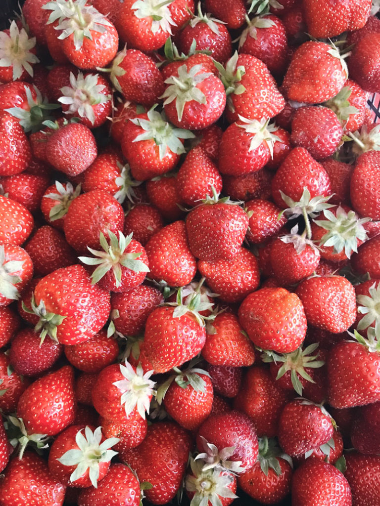 fraises - WE ARE CLEAN - CLEAN EATING