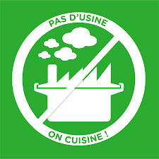 pas d'usine, on cuisine ! - WE ARE CLEAN - CLEAN FOR GOOD